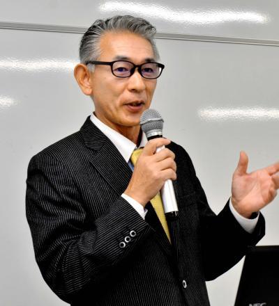 山陽物産株式会社 山陽刷子株式会社 代表取締役 武内英治