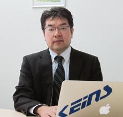 株式会社KEINS 代表取締役 中野仁栄氏